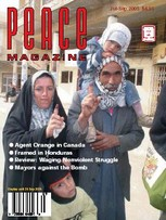 Peace Magazine Jul-Sep 2005