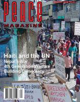 Peace Magazine Apr-Jun 2006