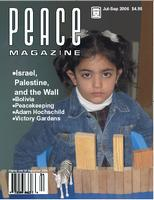 Peace Magazine Jul-Sep 2006