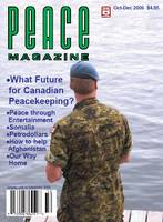 Peace Magazine Oct-Dec 2006