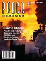 Peace Magazine Jan-Mar 2007
