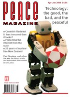 Peace Magazine Apr-Jun 2008