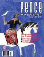 Peace Magazine Oct-Dec 2008