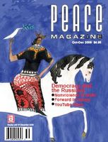 Peace Magazine Oct-Dec 2008