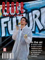 Peace Magazine Apr-Jun 2009