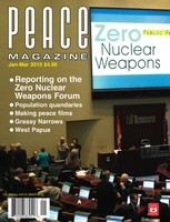 Peace Magazine Jan-Mar 2010