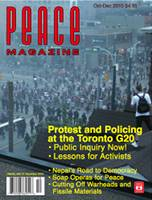 Peace Magazine Oct-Dec 2010