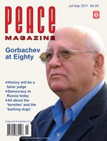 Peace Magazine Jul-Sep 2011
