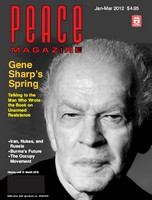 Peace Magazine Jan-Mar 2012