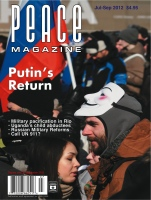 Peace Magazine Jul-Sep 2012