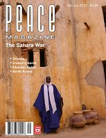 Peace Magazine Apr-Jun 2013