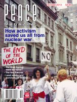 Peace Magazine Oct-Dec 2013