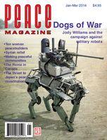 Peace Magazine Jan-Mar 2014