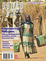 Peace Magazine Jul-Sep 2014
