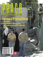 Peace Magazine Oct-Dec 2014
