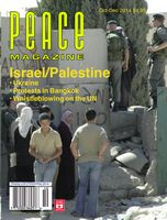 Peace Magazine Oct-Dec 2014
