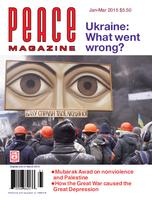Peace Magazine Jan-Mar 2015
