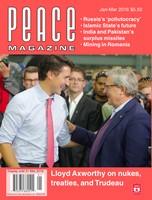 Peace Magazine Jan-Mar 2016