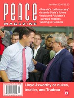 Peace Magazine Jan-Mar 2016