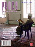 Peace Magazine Apr-Jun 2016