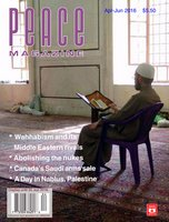 Peace Magazine Apr-Jun 2016