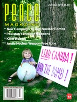 Peace Magazine Jul-Sep 2016