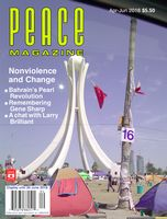 Peace Magazine Apr-Jun 2018