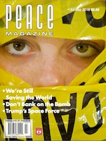 Peace Magazine July-September 2018