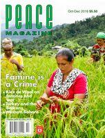 Peace Magazine Oct-Dec 2018