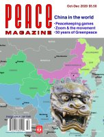 Peace Magazine Oct-Dec 2020