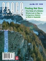 Peace Magazine Jan-Mar 2021