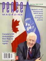 Peace Magazine April-June 2021